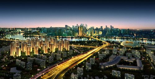 首创·国际城