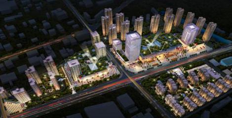 红星国际广场 现代化城市综合体