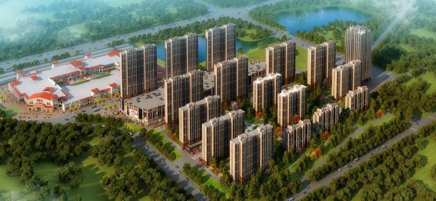 中城国际城交3000享房款9折