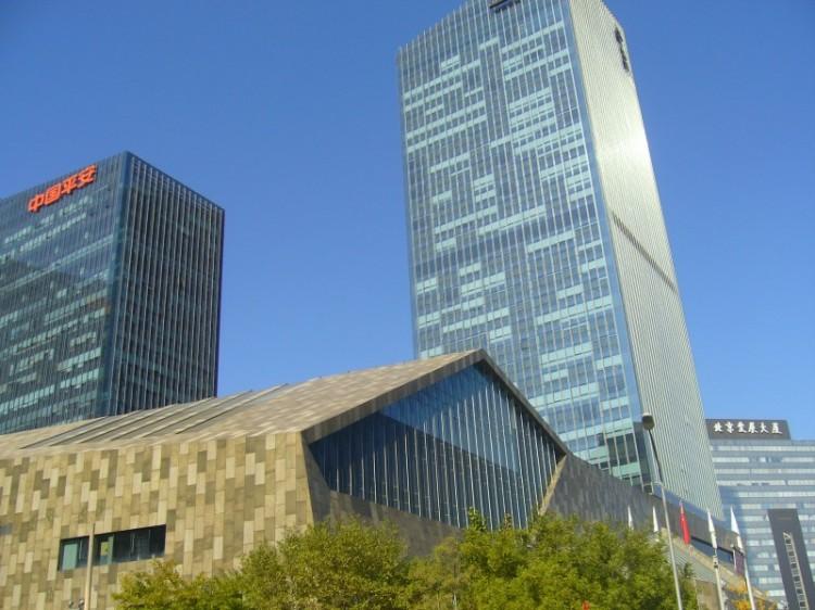 都汇天地购物中心 实景图; 平安国际金融中心; 燕莎中心