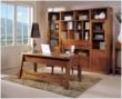 威森格仕VS13-8组合书柜+VS13-7办公桌