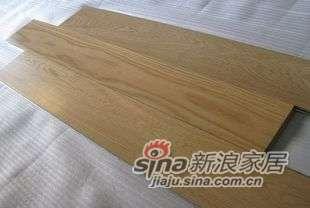 华明地板全实木地板/白蜡木(秋芦飞雪)