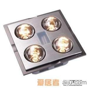 名族三合一浴霸(银色)S810