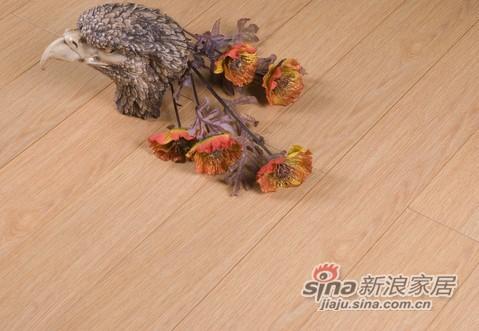 恺牌地板实木系列—栎木(橡木)/白橡/KP3007