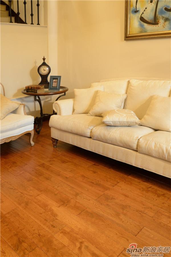野生原木地板-栎木(白橡)D29635P