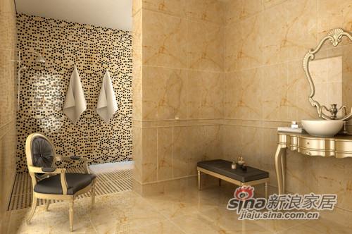 兴辉瓷砖金黄玉SR801156F-3