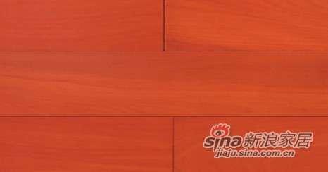 锦绣前程实木地板柚木色类—黄胆木