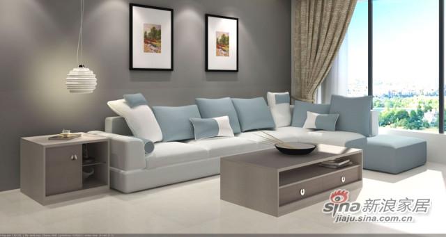 好莱客沙发北欧风情-客厅系列