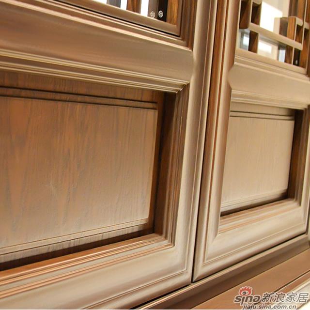 墨瑟门窗中式窗