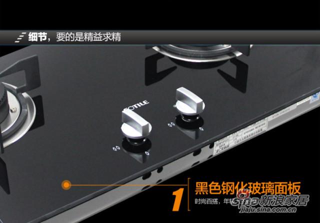方太 FD22BE燃气灶