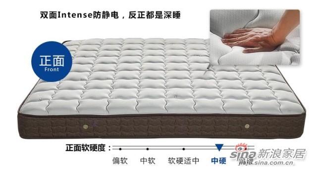 弹簧床垫品牌__雅兰床垫深睡护脊弹簧床垫_品牌|经销商|怎么样-新浪家居