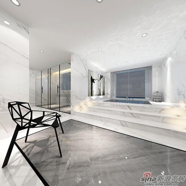 诺贝尔大板瓷抛砖雪花白