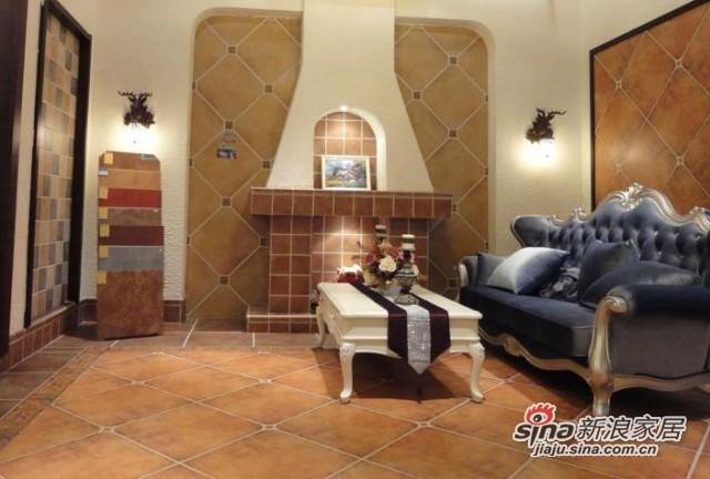 金意陶瓷砖欧式仿古砖复古地砖图片