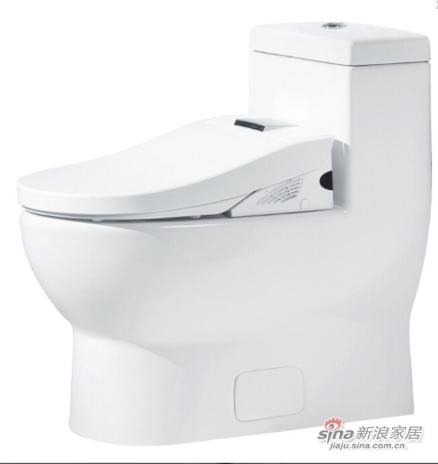 萨泊威连体马桶+ViClean E7-1