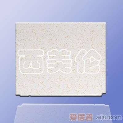 西美伦-集成吊顶-方板-钻石系列SML-ZG-闪金