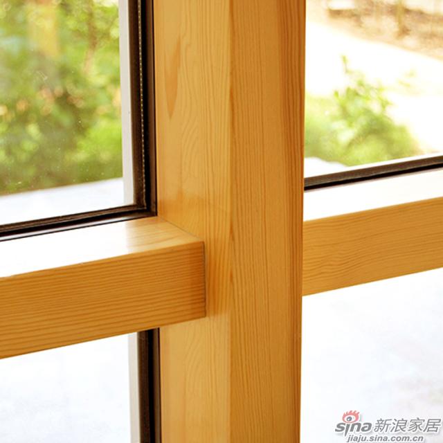 墨瑟门窗木索幕墙系统窗