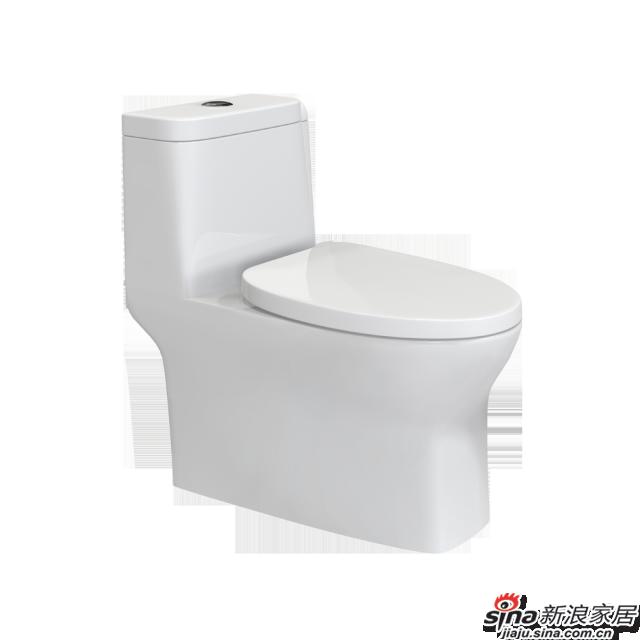 恒洁卫浴坐便器HC0167PT