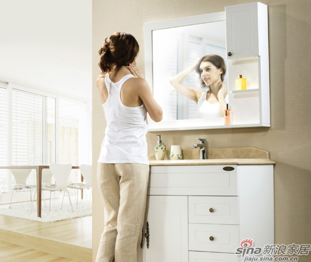 联塑浴室柜LG2515