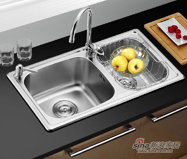 九牧卫浴厨房水槽套餐