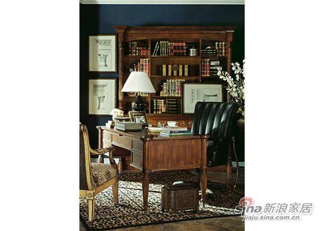 美克美家新传统书柜