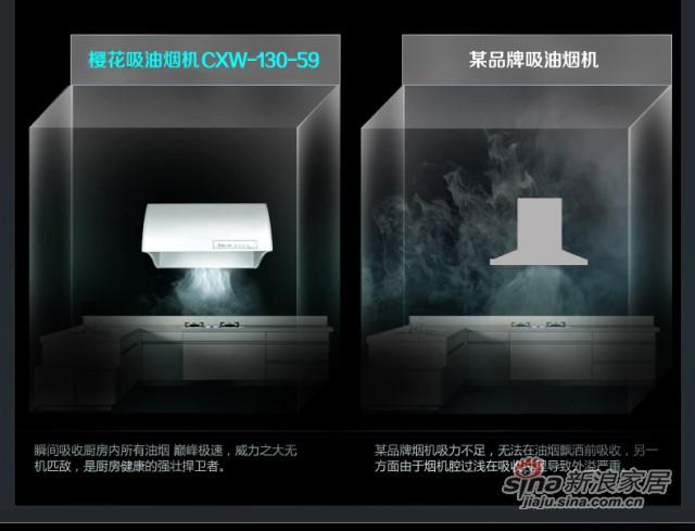 樱花 CXW-130-59樱花抽油烟机-2
