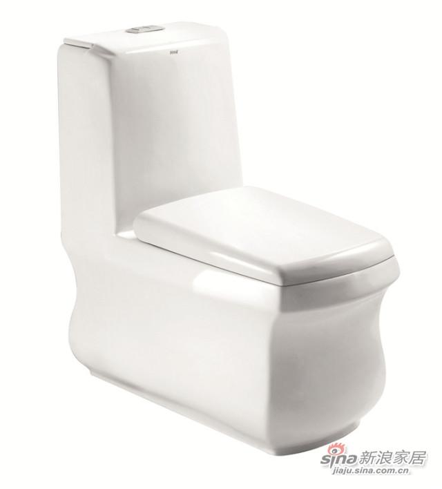 恒洁卫浴坐便器H0130