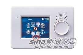 众幻智能家居Control4以太网迷你触摸屏