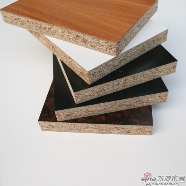 净醛实木颗粒免漆板