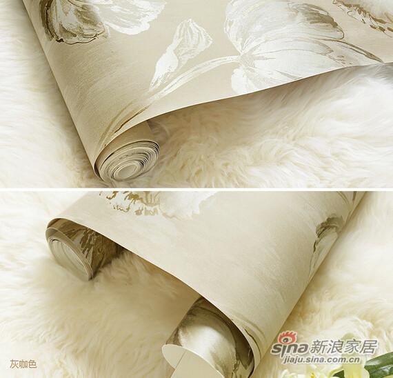 瑞宝净化甲醛壁纸 烫金纯纸墙纸 -1
