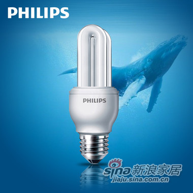 Philips/飞利浦 标准U型节能灯