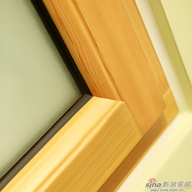 墨瑟门窗铝包木窗