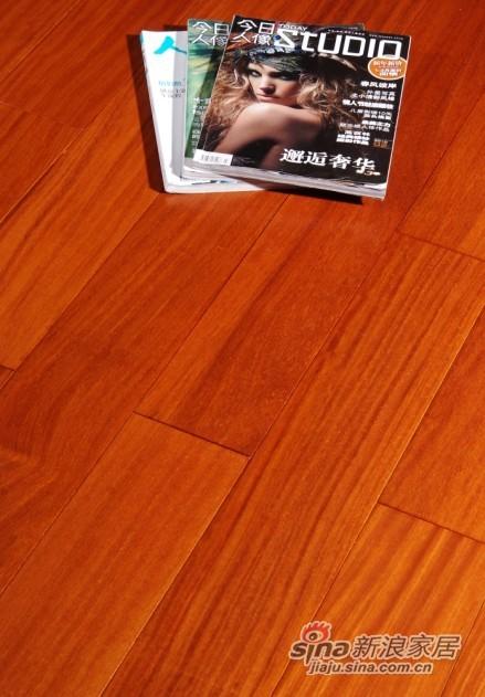 联丰全能王实木地板—二翅豆LFSM2001