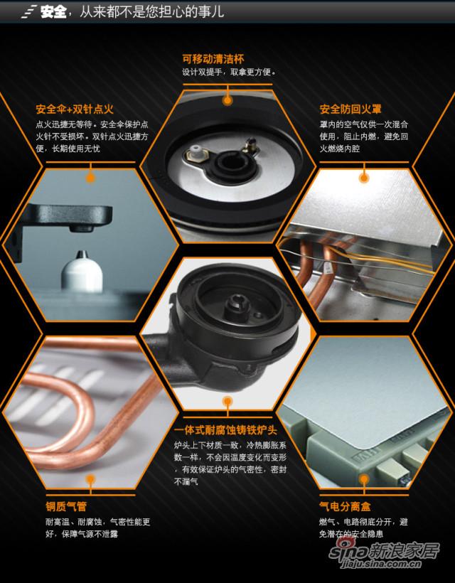 方太 FD21GE 燃气灶-1