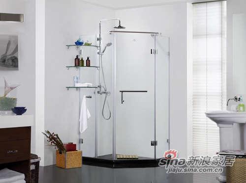 德立淋浴房价格_德立淋浴房08系列S0821产品报价装修团购建