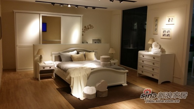哥伦比尼儿童家具阿尔卡迪亚系列单床房
