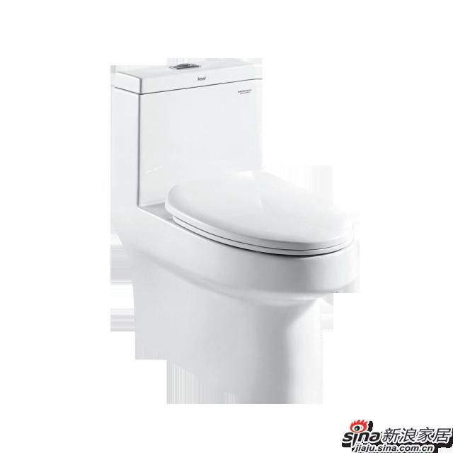 恒洁卫浴坐便器HC0129DT