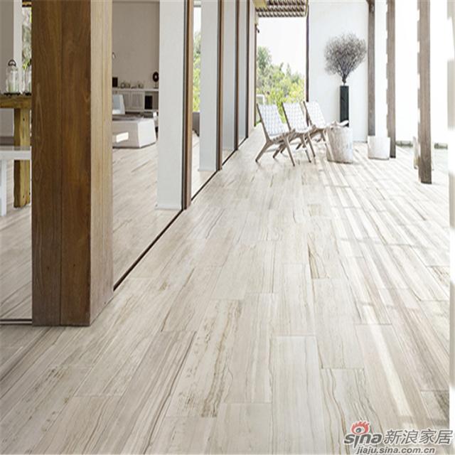 居室色彩以黑白灰为主基调,视觉上非常舒适柔和,空间通过中性色软装营造朴素清新自然的复古效果,在整体家装中木材、石材、陶瓷的应用丰富,所配置的家具现代简约,线条感流畅,且功能性强。针对大厅的设计,则选取开放式钢制加玻璃结构的透明落地窗,采光效果极佳,线条简单