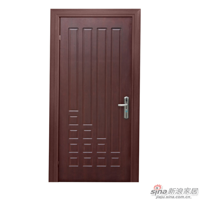 LESSO联塑-木质隔热防火门-1