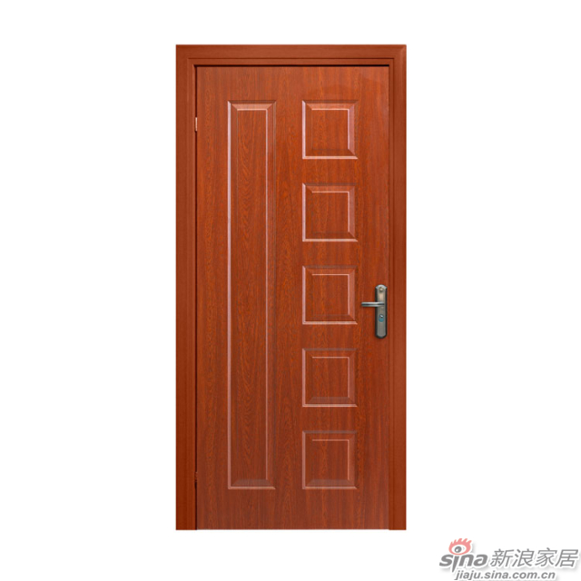 LESSO联塑-木质隔热防火门-3
