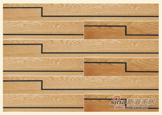 广日地板老墙门系列GDB008