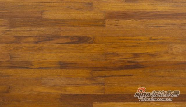 得高karelia三层实木地板 双拼玛宝木-2