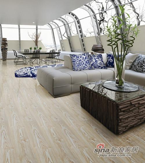 大王椰碳化实木地板