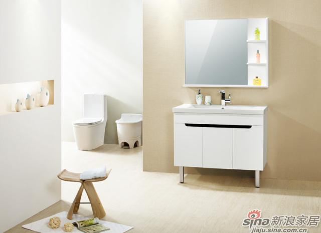 联塑浴室柜LG2506