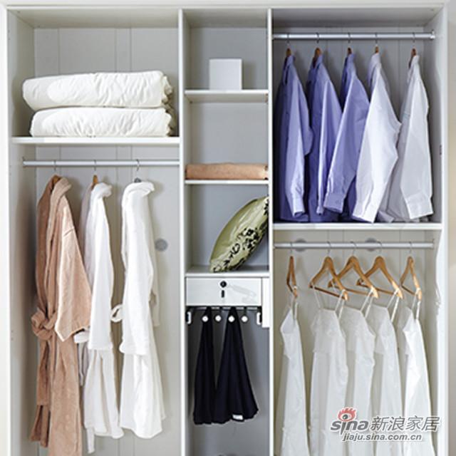 经典法式五门衣柜-2
