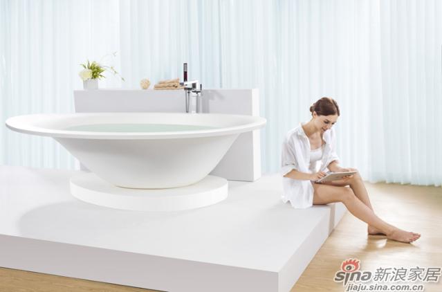 联塑灵动系列浴缸LY1909
