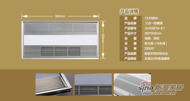 奥华博雅空调型取暖器-1