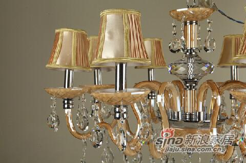 雷士照明 水晶吊灯-3