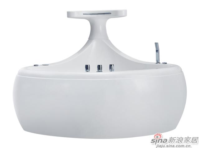 浪鲸卫浴鲸鱼形象缸-0