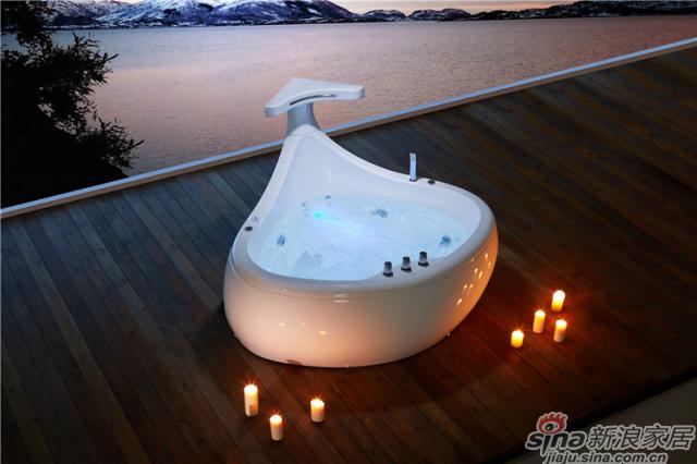 浪鲸卫浴鲸鱼形象缸-1