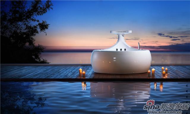 浪鲸卫浴鲸鱼形象缸-2